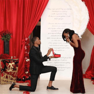 Lazy or dream proposal? Social media users are divided after photos of a man proposing with multiple rings goes viral