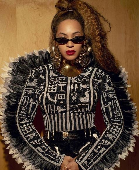 Check out some of the stunning outfits Beyonce rocked for per Global Citizen performance in South Africa last night