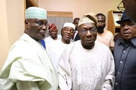 2019: Obasanjo, Atiku, hold secret meeting in Abuja on how to wrestle power from Buhari