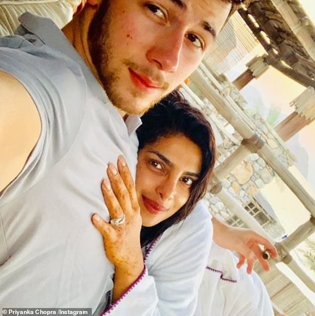 Newlywed Priyanka Chopra shares loved-up photo with husband Nick Jonas as she reveals she