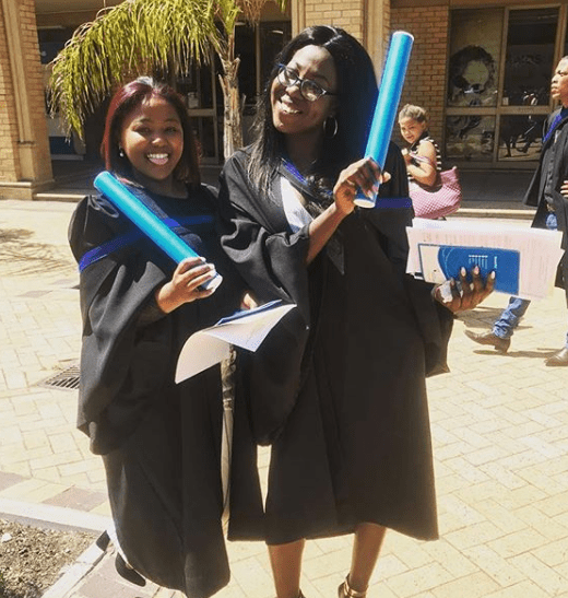 Read the inspiring story of a Nigerian lady who just bagged first class from a South African University despite her academic setbacks