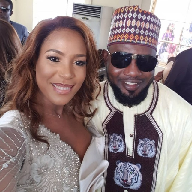 Photos from the dedication and thanksgiving service for Dr Linda Ikeji