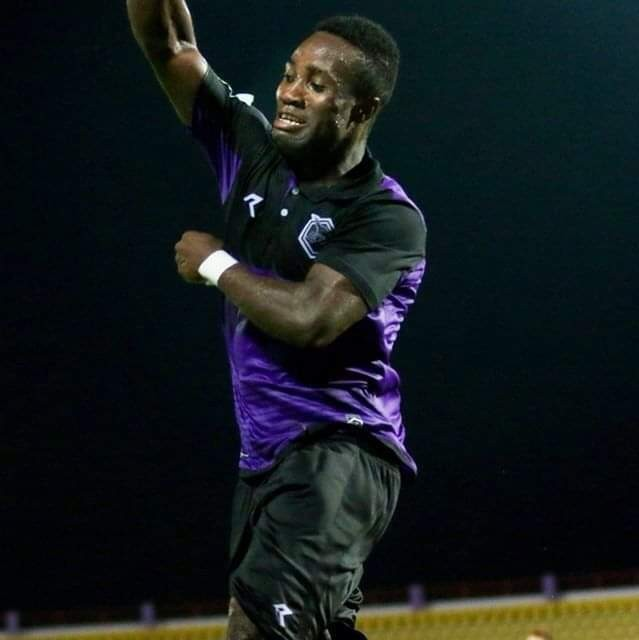 Ghanaian footballer arrested in Thailand for possession of fake visa stamp from Thai Embassy in Abuja
