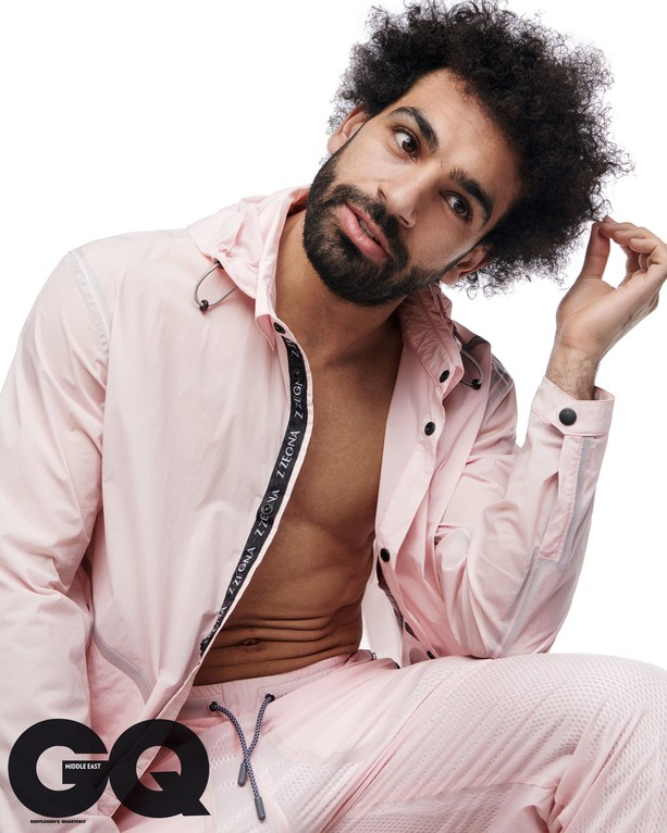 African best footballer Mohamed Salah covers GQ Magazine?(Photos)