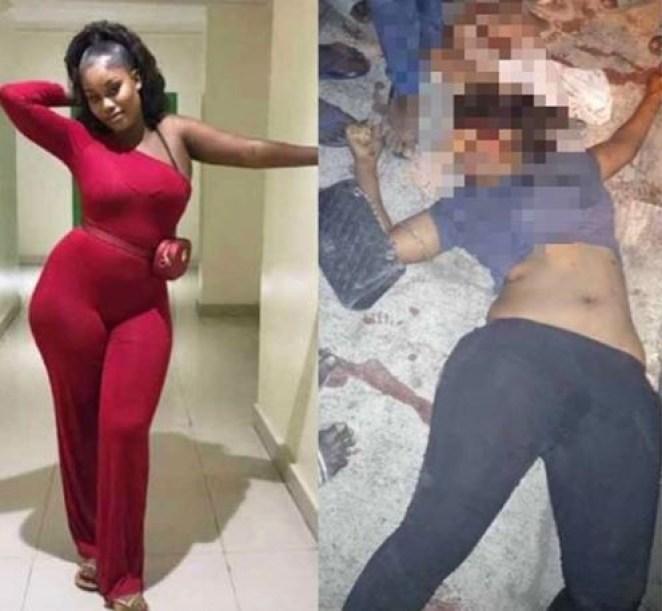 Christmas Day Tragedy:?Hit-and-run driver kills OOU final year student,?Boluwatife Oyeleye in Ajah (Photo)