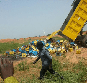 Kano Hisbah Board destroys 30 trailer loads of beer worth N150m