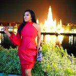 Chika Ike Dines in Thailand