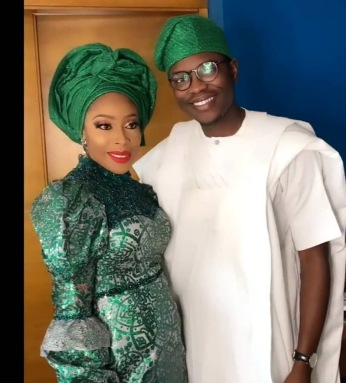 Photos from the wedding introduction of Mo Abudu