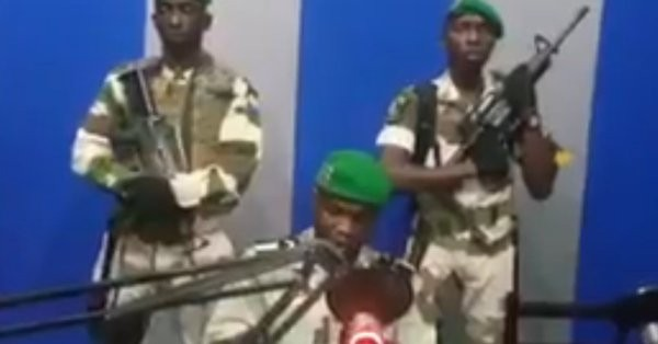 Coup in Gabon as soldiers oust President Ali Bongo