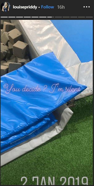 Top Lagos club owner, Louise Priddy calls out trampoline park in Lagos after her son was badly injured in their premises (photos)