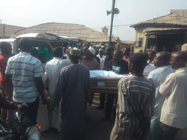 Smugglers kill customs officer during an encounter in Ogun State (photos)