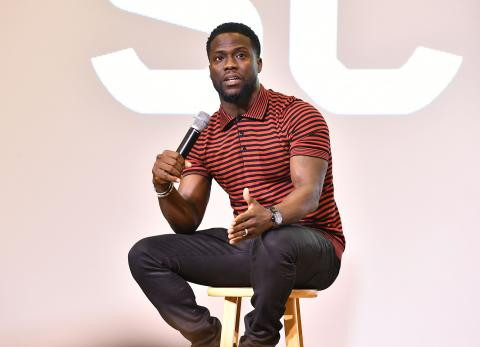 ?Kevin Hart apologizes again to the LGBTQ community for his homophobic tweets and calls for an