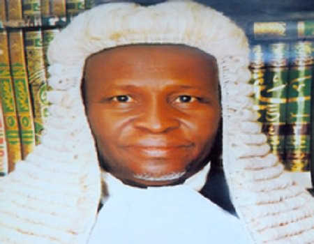 Photo: All you need to know about the acting Chief Justice of Nigeria, Justice Tanko Muhammad
