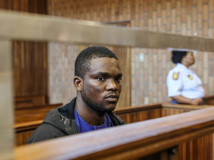 Photos: Suspected leader of Nigerian pirate syndicate captured in South Africa faces extradition to the Netherlands for prosecution