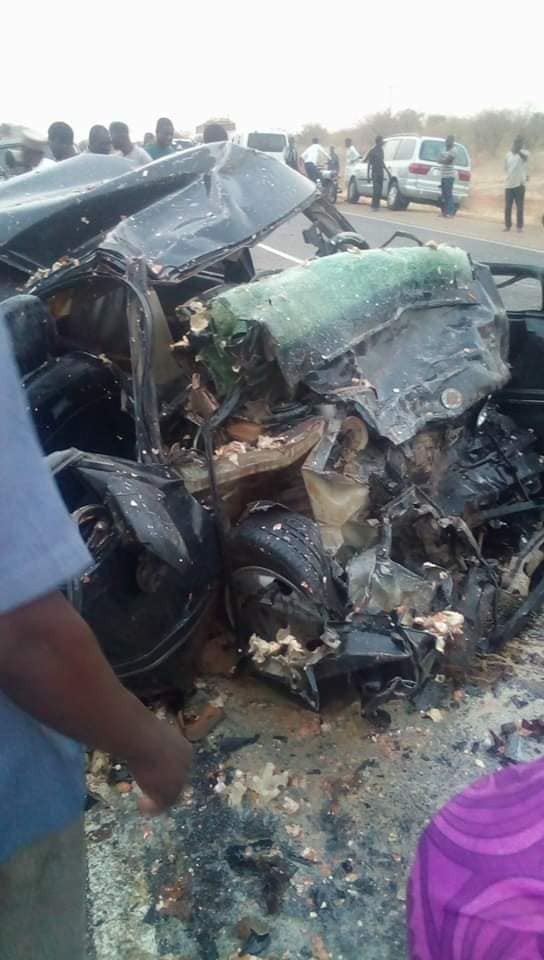 Graphic: Seven traders returning from the market killed in fatal accident in Bauchi