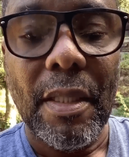 Lee Daniels breaks down in tears as he addresses the homophobic attack on his