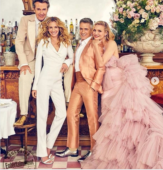 Julia Roberts, Cameron Diaz and others casts of