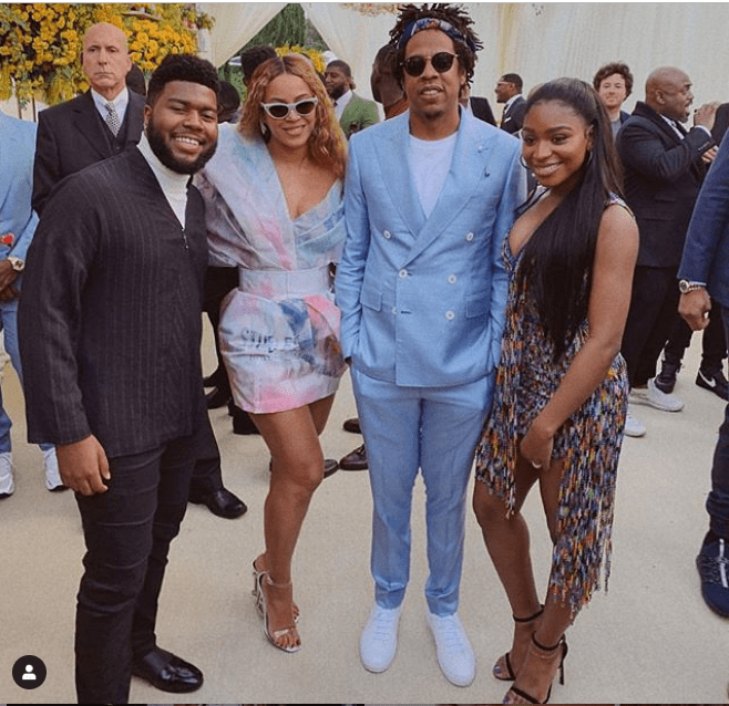 Beyonce, Jay-Z, Meek Mill, Diddy, Kevin Hart, Usher and many more attend Roc Nation