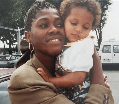 Italian lady with a Nigerian mother complains about being a victim of racism