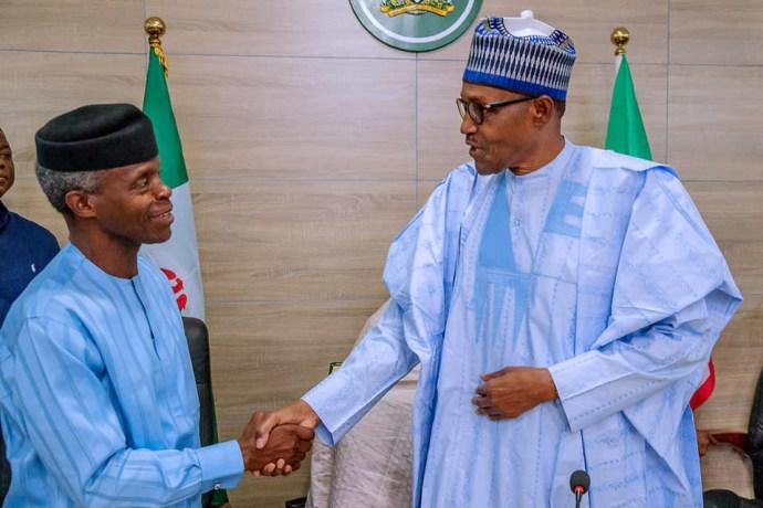 Presidents of Ghana, Niger, Senegal congratulate President Buhari on his re-election