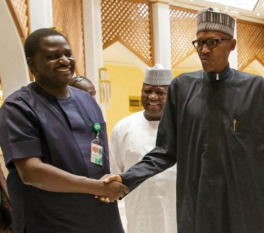 President Buhari, the principalities and powers - Femi Adesina writes an interesting article on his boss