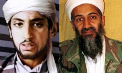 Saudi Arabia revokes Osama bin Laden's son of his citizenship after US offers a $1million reward for his capture
