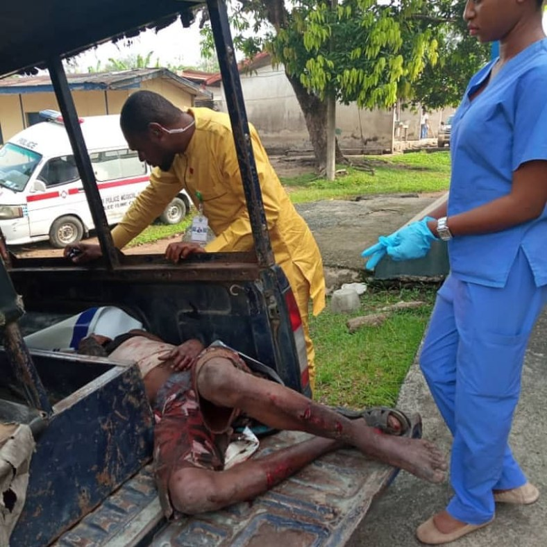 Suspected thief accused of stealing phone in a church escapes being lynched in Cross Rivers