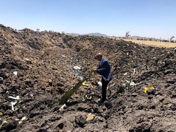 157 perish as Ethiopian airlines plane crashes en route to Kenya