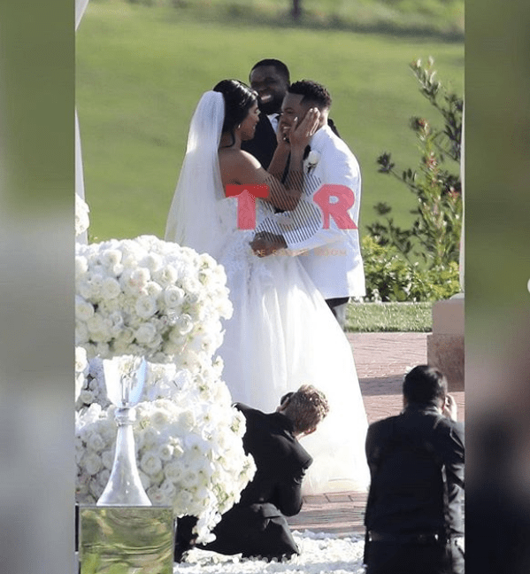 Chance The Rapper marries longtime girlfriend Kirsten Corley in
