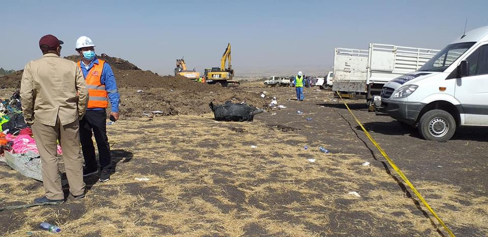 Crashed Ethiopian Airlines black box recovered