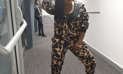 "Afia Schwarzenegger releases chats from ""male prostitutes"" asking to have s6ex with her for money and most are Nigerian men"