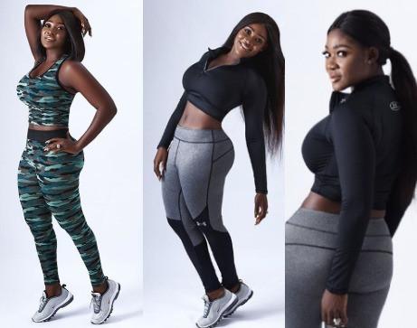 Mercy Johnson-Okojie reacts to claim she had plastic surgery