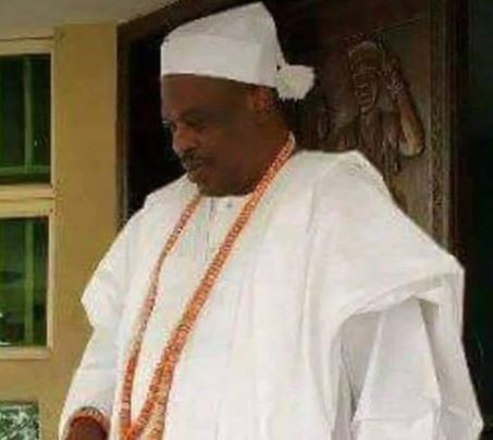 Lagos High Chief, Fatai Olumegbon is dead