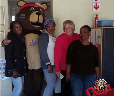 Update: South African teacher filmed abusing a child has been arrested and the school shut down