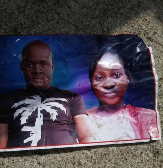 Photos/Video: Sailors find charms a Nigerian woman allegedly did to control her hubby and mother in-law inside the sea