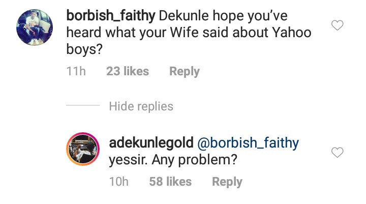 Adekunle Gold reacts as scammers