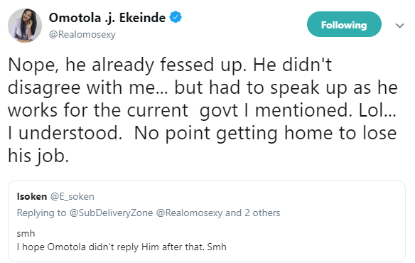 Omotola fires back, says she never collected free money from politicians