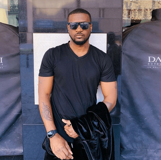 """Peter Okoye is criticized for saying, """"if you really love your children, get a business not a job"""""""