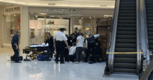 Man who threw a child off mall balcony did it because he was upset women rejected his advances