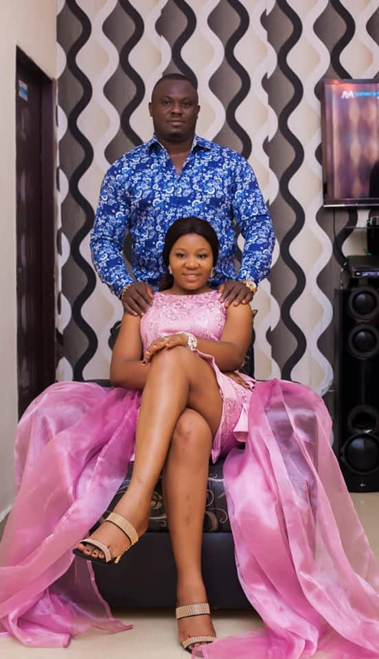 We met in January and we are getting married this April ? Lady writes ahead of her wedding