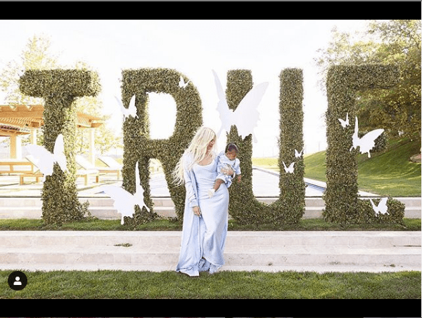 Khloe Kardashian shares more beautiful photos from her daughter True Thompson