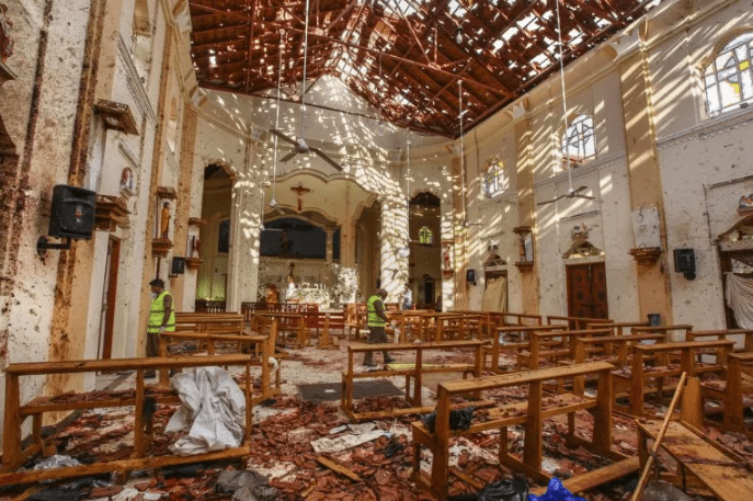 Sri Lanka terror attack: Death toll hits 310