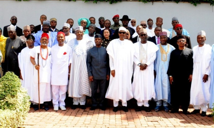 President Buhari to dissolve cabinet May 22nd