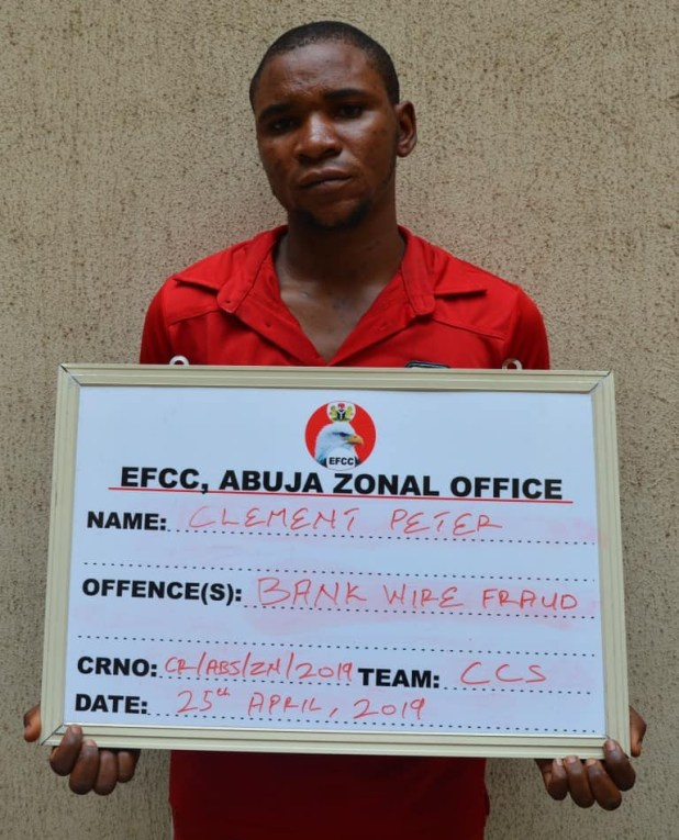Four bank wire fraudsters in EFCC net over $200,000 transfer (photos)
