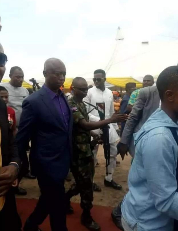 Regina Daniels steps out for first public appearance with her rumoured husband Ned Nwoko (photos)