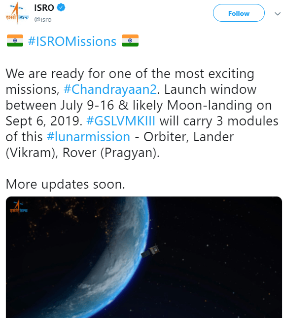 India will soon become the fourth nation to land on the moon