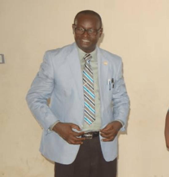 Photo: OAU professor kidnapped along Ife/Ibadan expressway