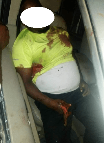 APC chieftain shot dead in Rivers state (graphic photos)