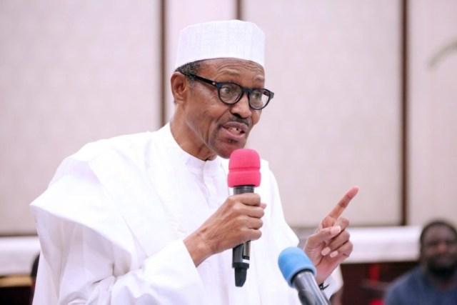 I am upset with the level of poverty in Nigeria ? President Buhari