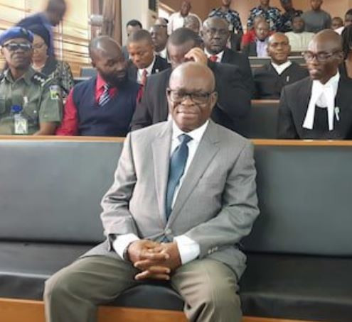 Embattled CJN, Walter?Onnoghen loses again at?the?Supreme Court